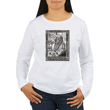 Bring Your Own Coffin Women's Long Sleeve T-Shirt