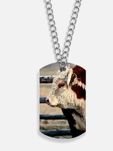 BULL 3G hard caseb Dog Tags