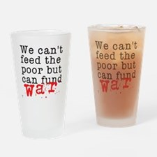 cant fund 2600c avi t Drinking Glass