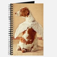 brittany angel mouse pad Journal