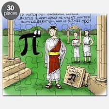 Pi_48 Caesar Ides of March (10x10 Color) Puzzle