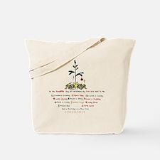 12days-white Tote Bag