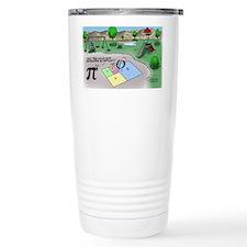 Pi_65 Fibonacci Hopscotch (7.5x Travel Mug