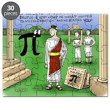 Pi_48 Caesar Ides of March (11.5x9 Color) Puzzle