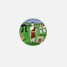 Pi_48 Caesar Ides of March (11.5x9 Col Mini Button