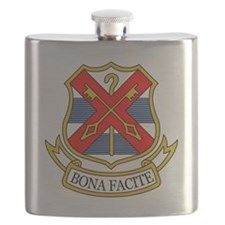 Badge - Colour Flask