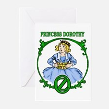 Princess Dorothy of Oz Blank Cards (Pk of 10)