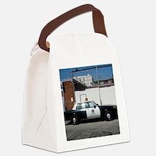 Gotham Police Canvas Lunch Bag