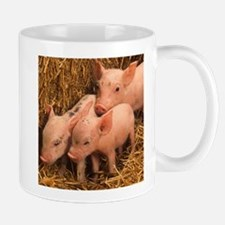 three piglets Mugs