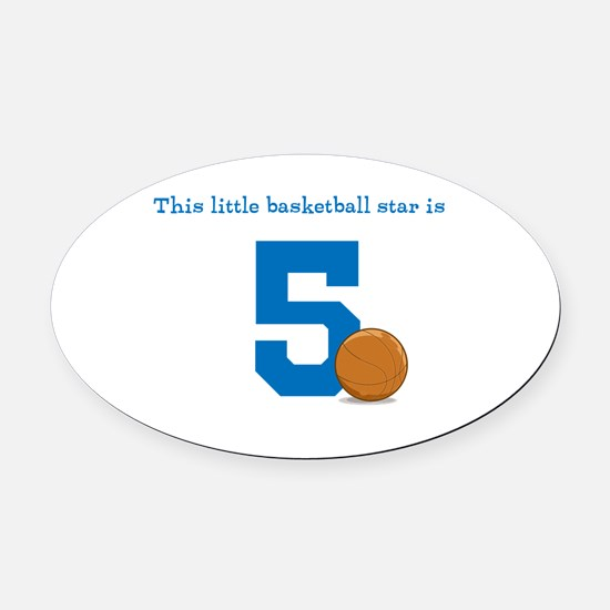 Custom Car Magnets CafePress - Custom basketball car magnets