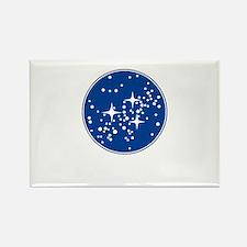 star trek1 Rectangle Magnet
