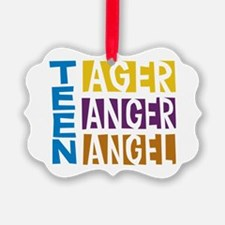TEEN_AGER3 Ornament