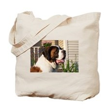 Pretty as a Picture Saint Ber Tote Bag