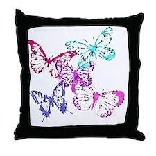 butterfliesupdated Throw Pillow