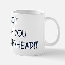 childishBTLEblue Mug