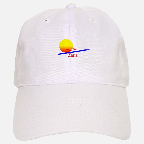 Zaria Baseball Baseball Cap