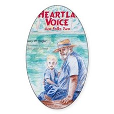 A Heartland Voice book2  -097712551 Decal