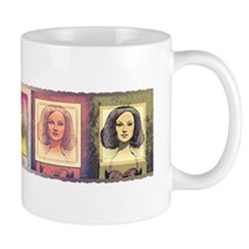 daphne-pop-art--beach2 Mug