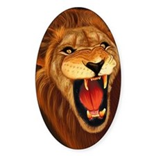 lion Decal