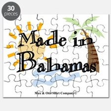 made-in-bahamas Puzzle