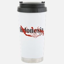 Indonesia Diver Travel Mug