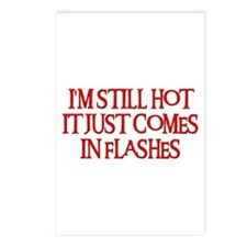 I'M STILL HOT Postcards (Package of 8)
