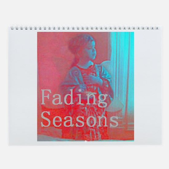 Fading Seasons Wall Calendar
