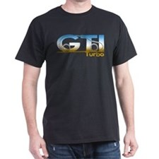 gti_turbo_chrome T-Shirt