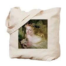 Beautiful Fairy By Anderson Tote Bag