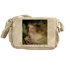 Beautiful Fairy By Anderson Messenger Bag