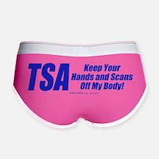 TSAhands3i Women's Boy Brief