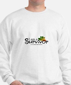 - I'm a survivor - Sweatshirt