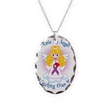 Angel-Watching-Over-Me-Purple- Necklace