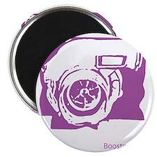 Purple Turbo Magnet