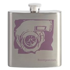 Purple Turbo Flask