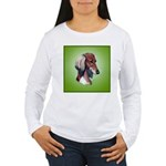 Saluki Women's Long Sleeve T-Shirt