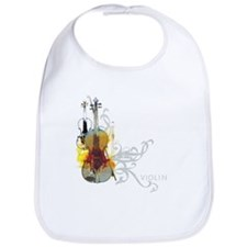 Violin Art 01 Bib