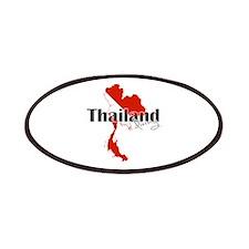 Thailand Diver Patches