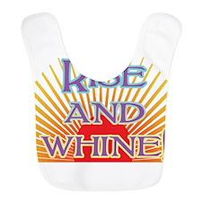 rise and whine Bib