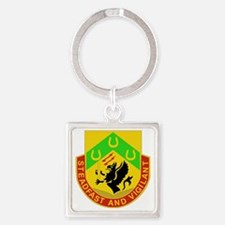 3RD BCT-SPECIAL TROOPS Square Keychain