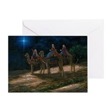 ThreeWiseMen3 Greeting Card