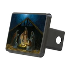 The Nativity Hitch Cover