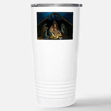 The Nativity Stainless Steel Travel Mug