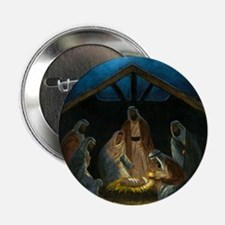 "The Nativity 2.25"" Button"