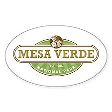 Mesa Verde National Park Decal