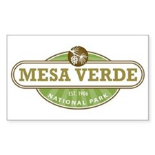 Mesa Verde National Park Decal
