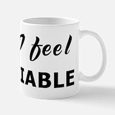 Today I feel unsociable Mug