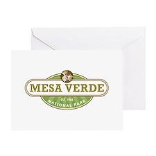 Mesa Verde National Park Greeting Cards