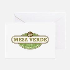 Mesa Verde National Park Greeting Cards