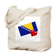 Bosnia-Herzegovina 2 Tote Bag